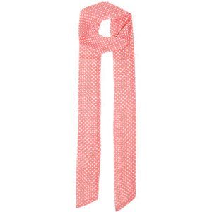 Do Everything in Love Mini Polka Dot Skinny Scarf